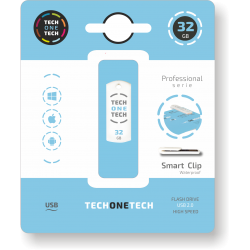 Dum Pro TECH white Pendrive 0 Gb memoria usb