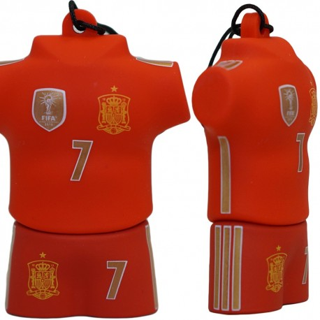 T-shirt Spain soccer team 16 Gb
