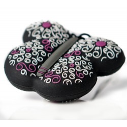Black butterfly Usb flash pendrive 16 gb